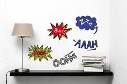 http://www.wallsweethome.fr/fr/stickers-enfant/stickers-ado/sticker-mural-blasons/