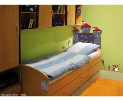 Am nager une petite chambre d enfant s d core la vie for Amenager une chambre d enfant