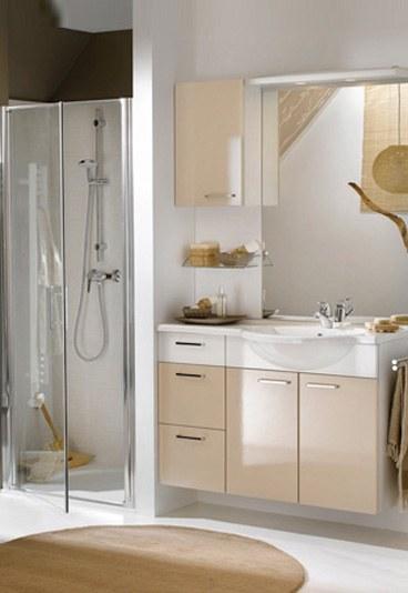 Les mod les de salle de bain tendance en 2014 d core la - Amenagement d une petite salle de bain ...