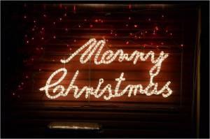 merry christmas centre