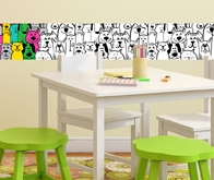 http://www.wallsweethome.fr/en/stickers-for-kids/playful-wall-decals/colouring-adhesive-frieze-cats-and-dogs/
