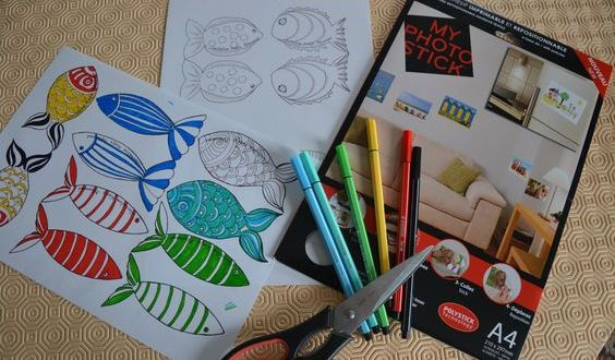 Sticker à imprimer MyPhotoStick