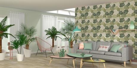 Decoration Ideas For A Urban Jungle Style Décore La Vie