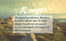 Inspiration rivages