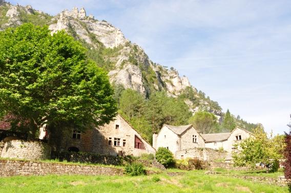 La Croze Gorges du Tarn Lozère